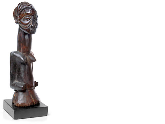Luba Female Figure, Democratic Republic of Congo