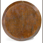 Wood Platter, Hawaiian Islands