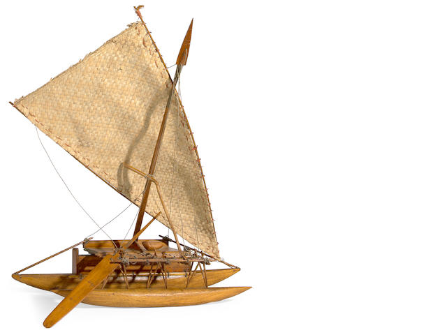 Fiji Model Canoe, Republic of Fiji Islands