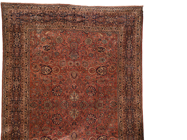 A Turkish Sivas carpet