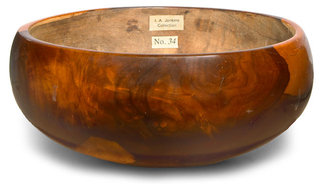 Hawaiian Islands Wood Bowl, pakaka