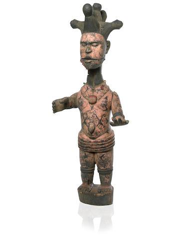 Ibo Marionette, Nigeria
