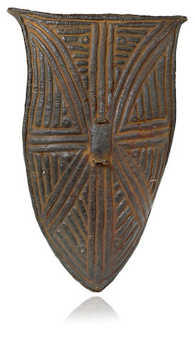Cameroon Hide Shield