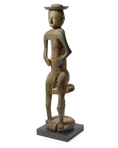 Southeastern Nigeria, possibly Tiv, Male Figure