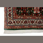 An Indian carpet size approximately 8ft. x 10ft.