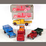 Product Miniature plastic trucks