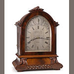 Craighead & Webb bracket clock