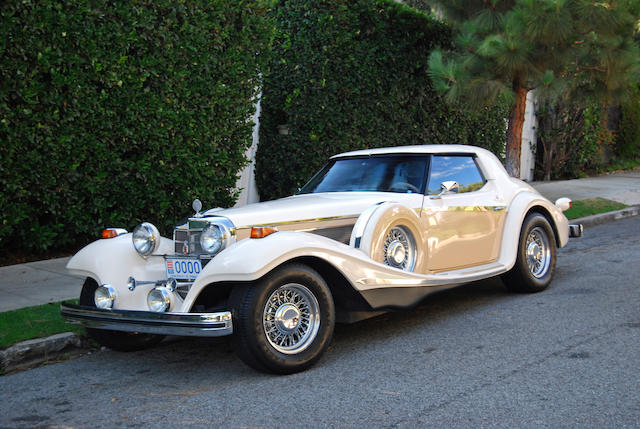 1981 Phillips Berlina T-Top  Chassis no. 1G1AY8761B5106297