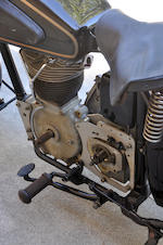 Velocette KSS Engine no. 10633