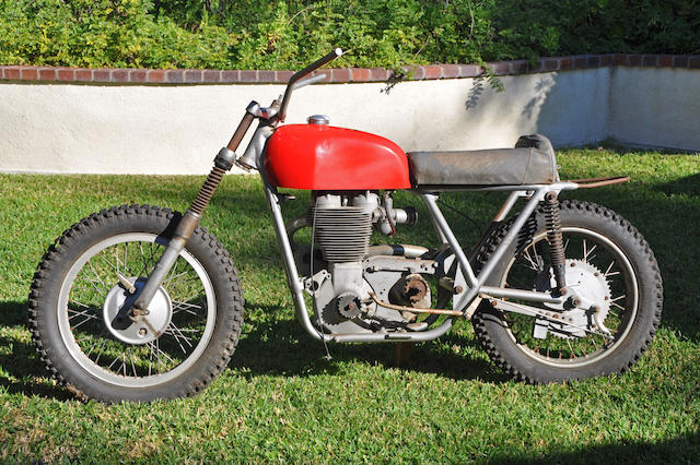 Ex-Henry Manney III, Last of the Great British Bangers,1966 Matchless G85CS Frame no. C/11222 Engine no. G85CS/220