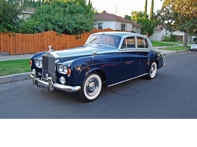 1964 Rolls-Royce Silver Cloud III Saloon  Chassis no. SGT393