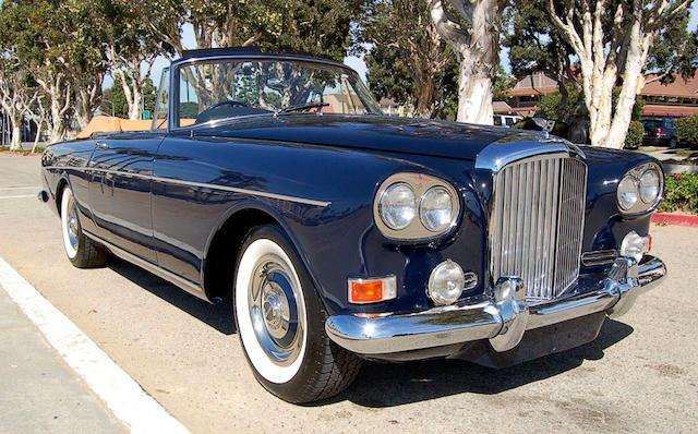 1965 Bentley SIII Drop Head Coup
