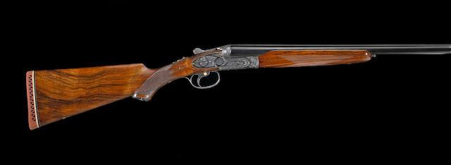 A 20 gauge Spanish sidelock ejector gun by Aguirre Y Aranzabal