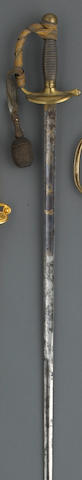 A Prussian officer's small sword
