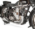 1934 Ariel 600cc 4F/6 Square Four Frame no. Y4 401 Engine no. UA228