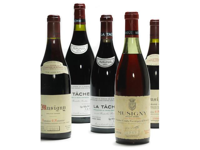 Musigny, Vieilles Vignes 1969