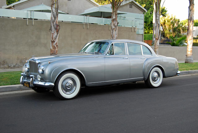 1958 Bentley Flying Spur Saloon  Chassis no. BC68LBY