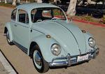 1965 Volkswagen Beetle  Chassis no. 115143498