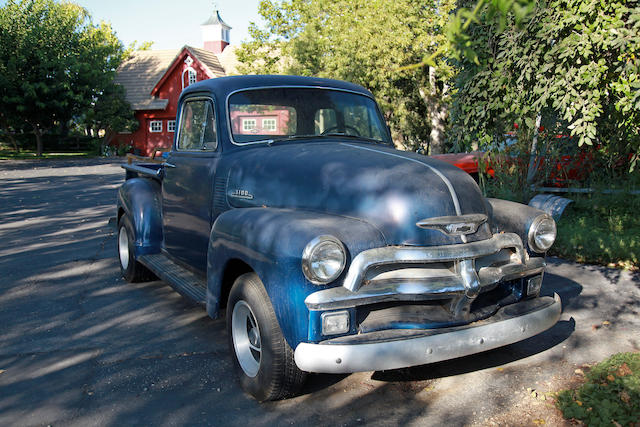 1954 Chevrolet Series 3100 Half-Ton Pickup  Chassis no. H54N020932 Engine no. 3335916