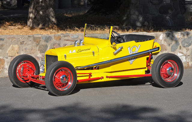 Featured in Street-Rodder magazine,1924 Ford Model T Hot Rod  Chassis no. T9788675