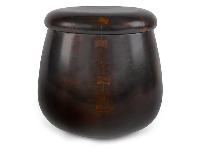 Hale Naua Society Lidded Bowl, Hawaiian Islands