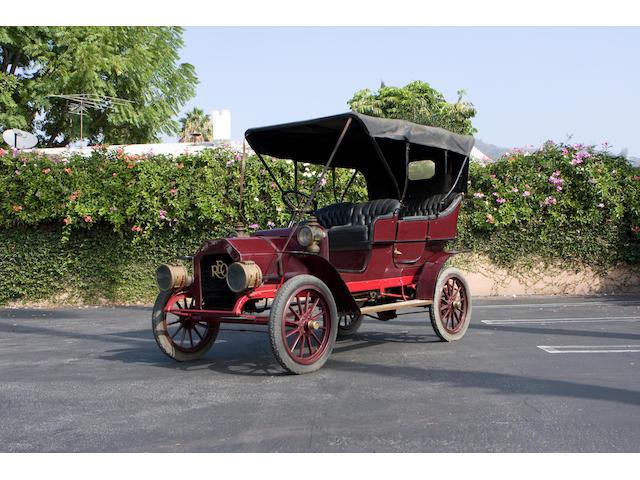 1908 REO 18/20hp Tourer  Engine no. 12120