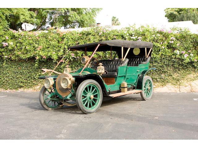 Ex-Bill Harrah,1908 Delaunay-Belleville Type H4 Double Phaeton  Chassis no. 2587 Engine no. 2587