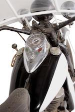 1937 Harley-Davidson 74ci UL Police Spec Engine no. 37UL2254