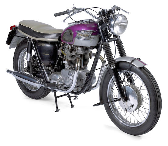 Only one owner from new, unrestored,1963 Triumph TR6 SS Frame no. DU 4676 Engine no. TR6SSDU4676