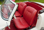 1961 Mercedes-Benz 190SL Roadster with hard top  Chassis no. 121042-10-017818