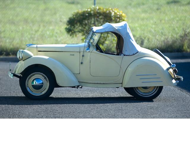 1940 American Bantam Roadster  Chassis no. 65793