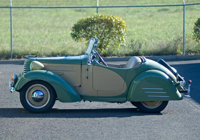 1939 American Bantam Roadster  Chassis no. 62189