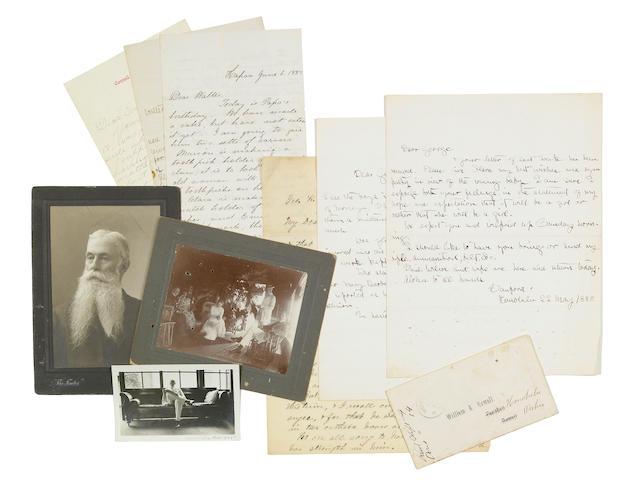 DOLE, SANFORD B.  1844-1928.