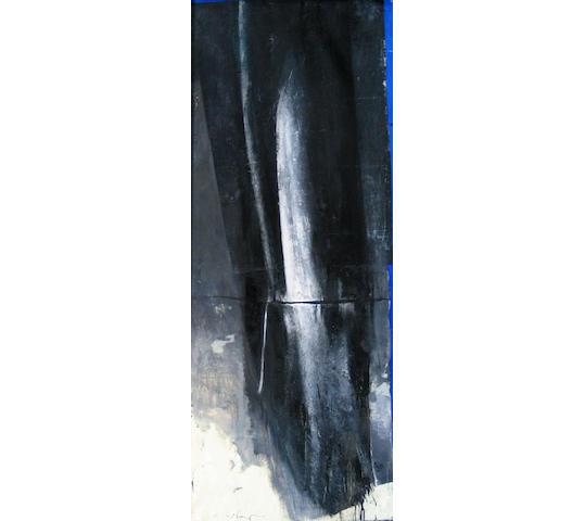 Velasco Vitali (Italian, born 1960) Untitled, 2000 77 x 31in