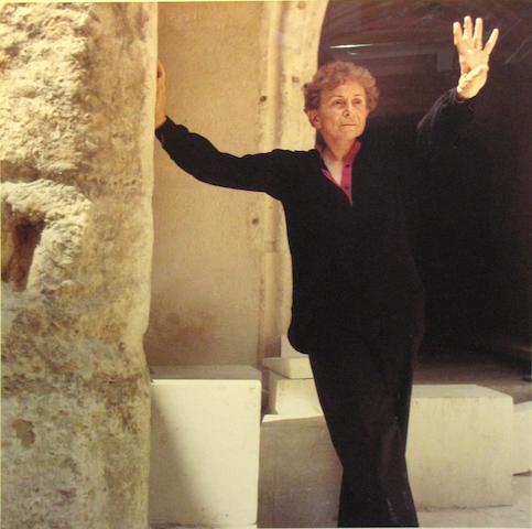 Hennessy, Ruth Bernhard, 1983
