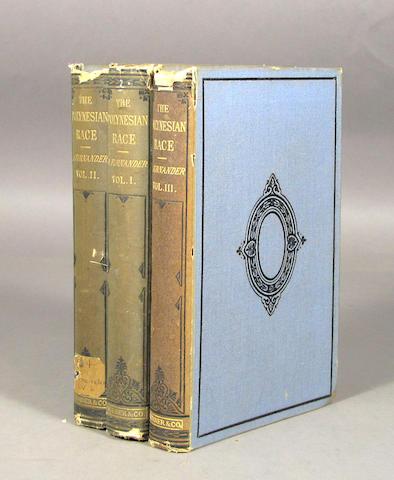 LUTTEROTH, HENRI. O-Taiti Histoire et Enquete. Paris: Chez Paulin, 1845.