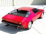 1983 Lamborghini Jalpa  Chassis no. ZA9J000000LA12071