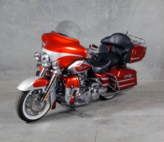 c. 2008 Harley-Davidson Dresser
