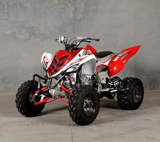 c. 2008 Yamaha Raptor 700R  Chassis no. JYAM14Y88C007107