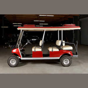 2006 Golf Cart  Chassis no. RF3KA05C06T018559