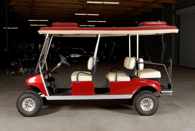 2006 Golf Cart  Chassis no. RF3KA05C06T018559