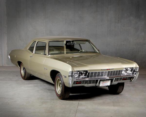 c. 1967 Chevrolet Biscayne 427