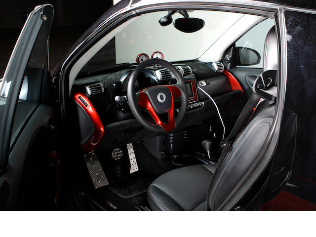 2008 Smart Fortwo  Chassis no. WMEEK31X58K148367