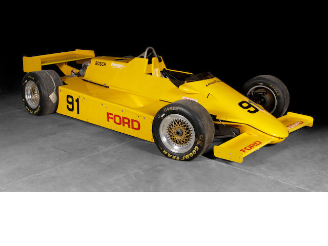 ???? CART Racing Car  Chassis no. 195