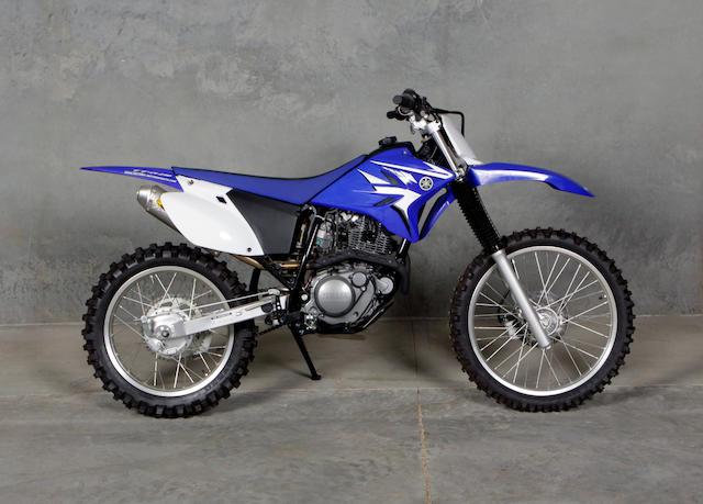 c. 2008 Yamaha TTR230  Chassis no. 9C6CG28Y280000276