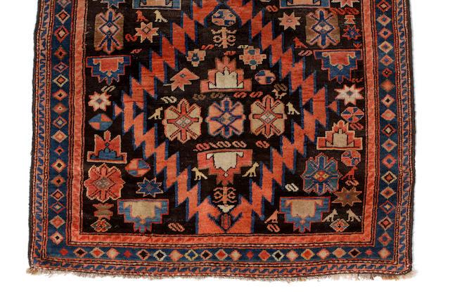 A Karabagh rug