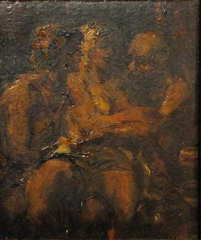Van Soun, Lot and his daughter