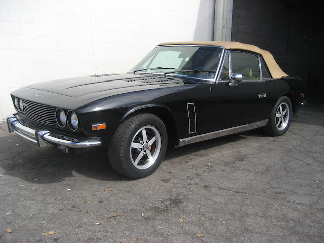 1974 Jensen Interceptor Convertible