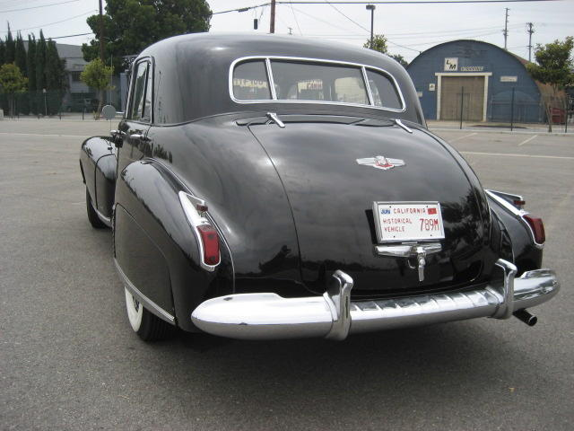 1941 Cadillac Series 60 Special  Chassis no. 6343444