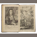 NIEUHOFF, JAN. Voyages and Travels, into Brasil, and the East-Indies: Containing an Exact Descriptio